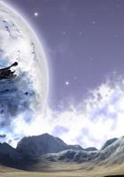 cold, frozen ground, planet