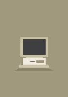 computer, technology, monitor