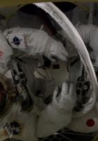 cosmonauts, survival suits, preparation