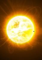 cosmos, sun, star