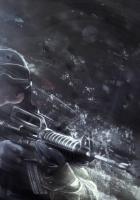 counter-strike, gun, soldier