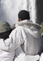 couple, hugging, loving