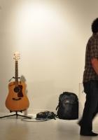 cregg kowalsky, guitar, light