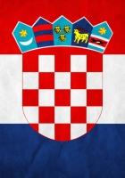 croatia, background, flag