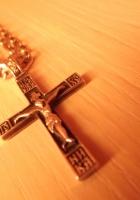 cross, chain, decoration