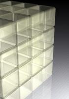 cube, space, shape