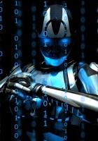 cyborg, robot, figures