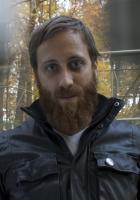 dan auerbach, beard, jacket