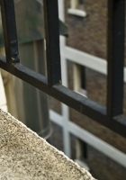 danboard, sadness, balcony