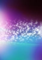 dandelion, glare, light