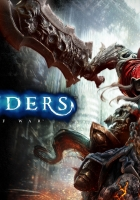 darksiders wrath of war, war, horse