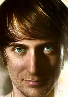 david guetta, face, look