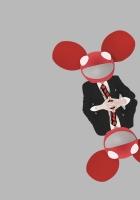 deadmau5, man, suit