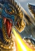 dragon, jaws, claws