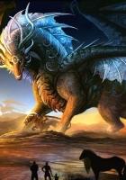 dragons, mother, cub