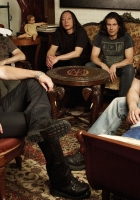 dream theater, band, room