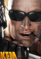 duke nukem forever, pistol, glasses