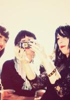dum dum girls, smile, girls