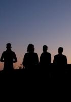 dune, band, twilight