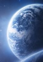 earth, planet, orbit