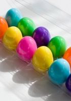 eggs, colorful, holiday