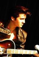 elvis presley, guitar, bracelet