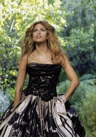 eva mendes, blonde, dress