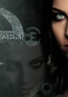 evanescence, letters, face