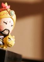 figurine, china, characters