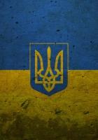 flag, coat of arms, ukraine