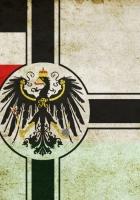 flag, germany, eagle