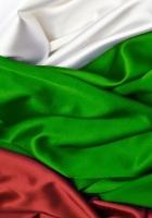 flag, green, white
