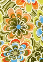 flowers, background, shape