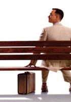 forrest gump, tom hanks, bench