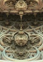 fractal, 3d, shape
