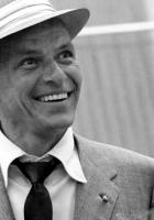 frank sinatra, smile, suit
