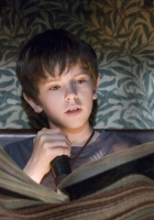 freddie highmore, celebrity, book