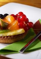 fruitcake, fruit, dessert