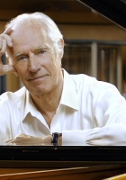 george martin, old, grey-haired