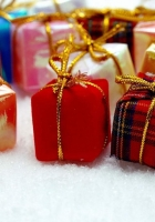 gifts, mini, package