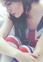 girl, england, uk