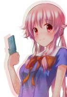 girl, nice, phone