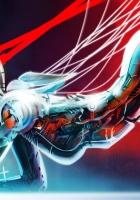 girl, robot, cyborg