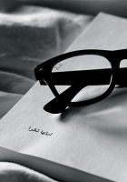 glasses, miscellaneous, book