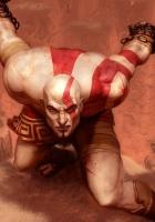 god of war, kratos, spartan