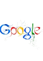 google, logo, colorful