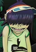 gorillaz, image, smile