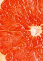 grapefruit, ripe, juicy