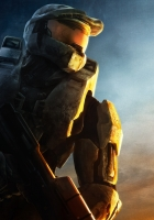 halo, soldier, sunset