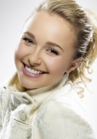 hayden panettiere, blonde, coat